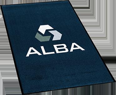 Logomatten Foto Alba