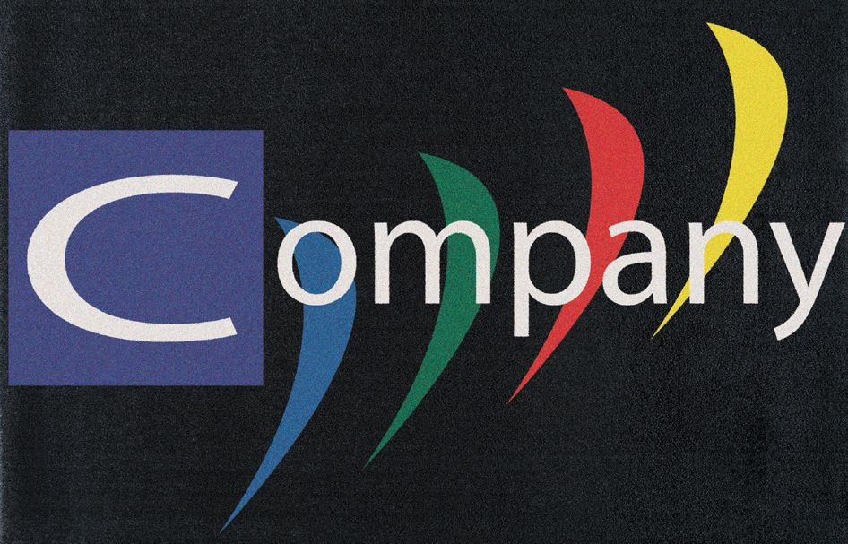 Logomatten Foto